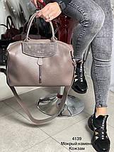 Стильна жіноча сумка 4139к (ЮО), фото 3