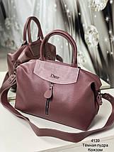 Стильна жіноча сумка 4139к (ЮО), фото 2