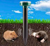 Отпугиватель насекомых и грызунов Garden Pro | Отпугиватель мышей, крыс, кротов, бабочек, жуков