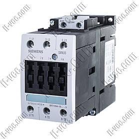 Контактор Siemens 3RT1034-1BB40, AC-3 15kW/400V, NOx3, 24VDC