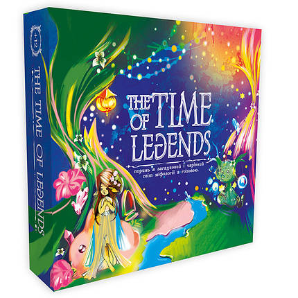 Настільна гра The time of legends, фото 2