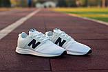 Кроссовки New Balance 247 (Белые), фото 3