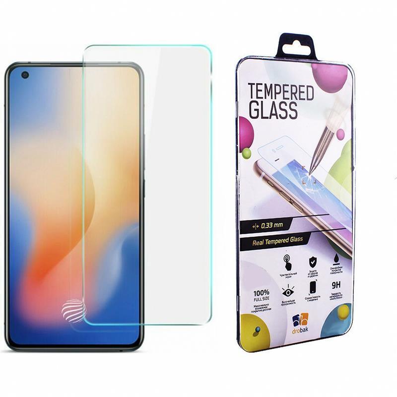 Защитное стекло Drobak Tempered Glass для Vivo X50 Pro (222247)