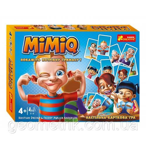 """Настільна гра """"Mimiq"""" (укр)"""
