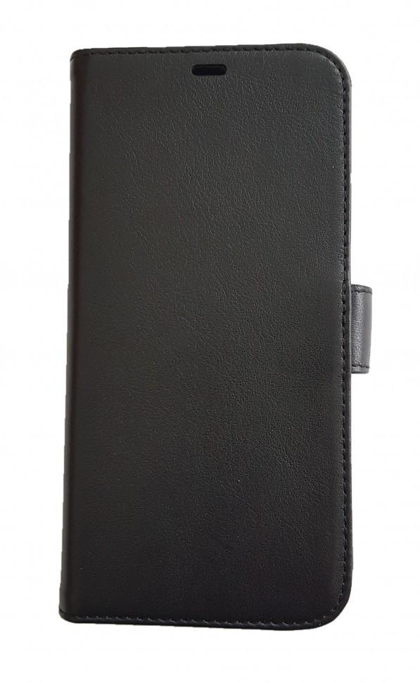 Чехол-книжка Valenta для IPHONE 12 PRO MAX Черный (C1241ip12pmaxt)