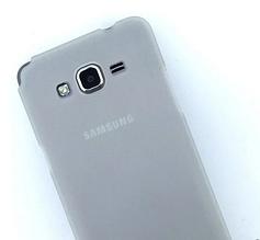 Чехол бампер для Samsung Galaxy Grand Prime G530 G530H G531 белый