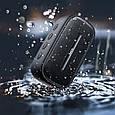 Портативная Bluetooth колонка Hoco BS43 Cool sound водонепроницаемая IPX7 (BT 5.0, AUX, MicroSD) Black, фото 3