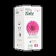 Органические тампоны Eco by Naty с аппликатором Regular 16 шт, фото 3