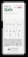 Органические тампоны Eco by Naty с аппликатором Super Plus 14 шт, фото 2