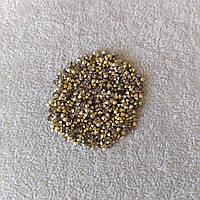 Стразы камушки цвет серый d-3(+-)мм уп.\10гр.(+-)