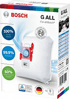 Набір мішків Type G ALL BBZ41FGALL для пилососів Bosch 17000940 (468383)
