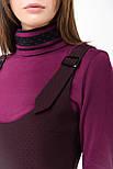 Комбинезон Evdress XL бордовый, фото 3