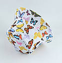 Панама Двостороння Метелики, Унісекс, фото 7