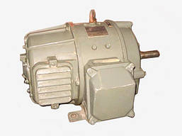 Електродвигун постійного струму П22К-75У2 (0,5 кВт, 1400 об/хв., 75В, смеш.)