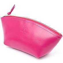 Жіноча сумочка зі шкіри Amelin GRANDE PELLE 11301 Фуксія