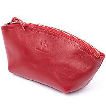Жіноча сумочка зі шкіри Amelin GRANDE PELLE 11303 Червона