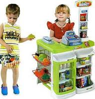 Супермаркет игровой с корзиной 668B-1