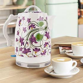 Чайник Domotec MS 5059 керамічний 2L