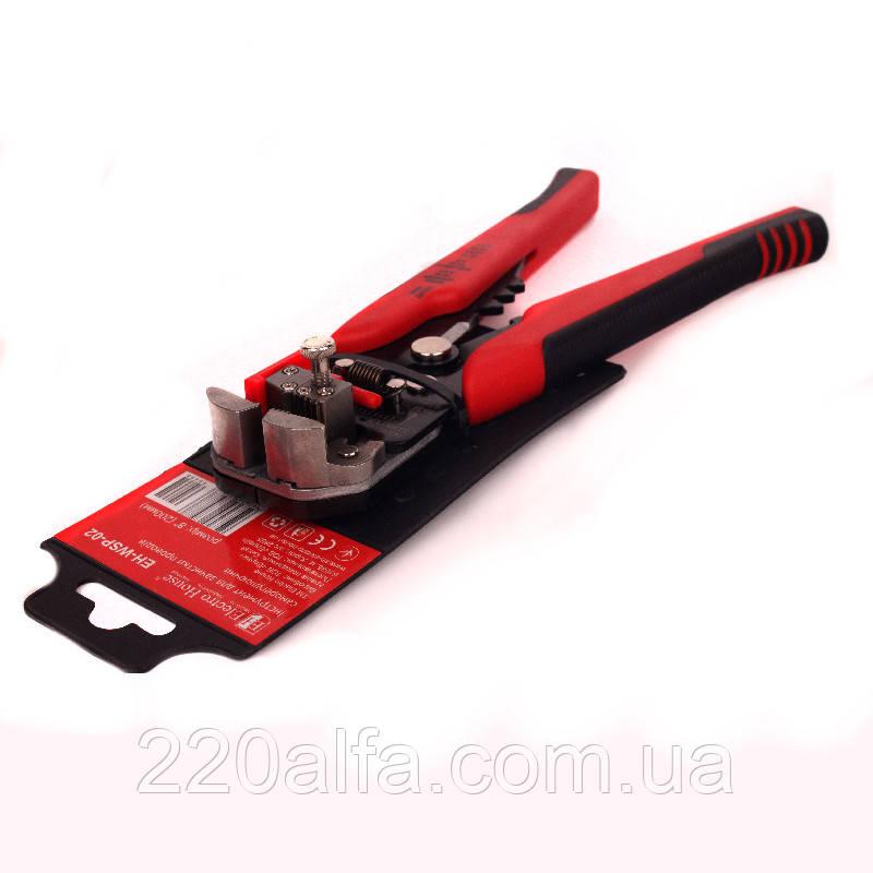 ElectroHouse Инструмент для зачистки проводов саморегулирующийся