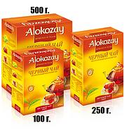 Чай Alokozay черный среднелистовой 250 г.