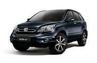 Боковые пороги, площадки Honda CR-V (2006+)