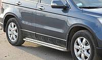 Боковые площадки (Premium) Honda CR-V (2006+)