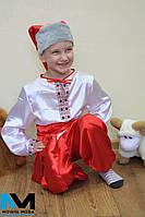 Детский новогодний костюм. Новогодний костюм козак. Карнавальный костюм.Новогодний костюм для мальчика.