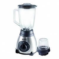 Стационарный блендер Haeger с кофемолкой 2 в 1 чаша 1.5 л HG-295