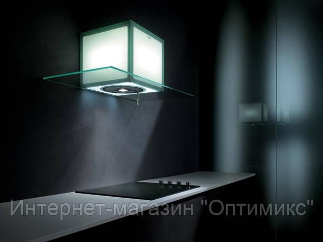 Кухонные вытяжки с элементами освещения