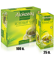Чай зеленый в пакетиках 25 шт.