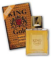 KING GOLD EDT 100 ml Мужская туалетная вода