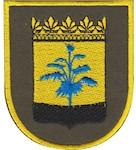 Шеврон Військовий комісаріат Донецька область (цветной)