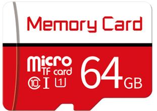 Карта пам'яті Memory Card. Флешка MicroSD 64 ГБ MicroSDHC