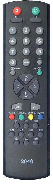 Пульт для телевізора VESTEL,RAINFORD RC2040