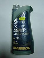 Масло моторное Mannol (для Husqvarna), фото 1
