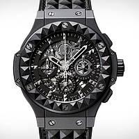 Часы мужские Hublot x Depeche Mode Studded Big Bang Black, фото 1