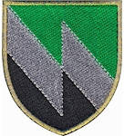 Шеврон 8 окремий полк зв'язку (кольоровий), фото 2