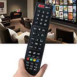 Універсальний пульт для телевізорів VESTEL RM-L1200, фото 5