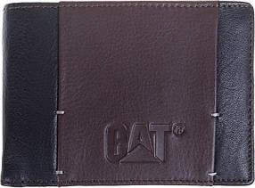 Портмоне горизонтальне CAT Cultivation 83252;81 Коричневий