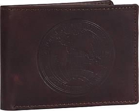 Портмоне шкіряне National Geographic N126501;33 коричневий