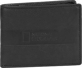Портмоне шкіряне National Geographic N152502;06 чорний