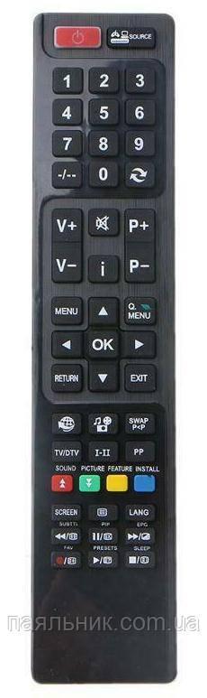 Універсальний пульт для телевізорів VESTEL RM-L1200