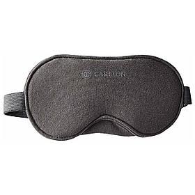 Маска для глаз CARLTON Travel Accessories EYEMASKGRY;02 серый