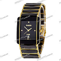 Часы женские наручные Rado Integral Jubile Black/Gold