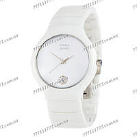 Часы женские наручные Rado Jubile Diamonds White-Silver