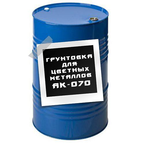 Грунтовка для цветных металлов АК-070