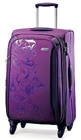 Чемодан CARLTON Diva II 075J478;74 фиолетовый