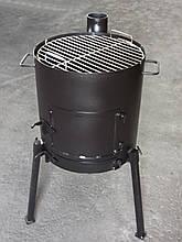 Печь топка для казана гриль мангал (40 см)