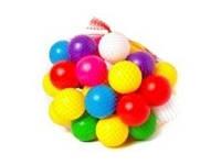 Набор шариков для сухого бассейна 025 Бамсик, 40 штук