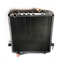 Радиатор охлаждения водяной БОГДАН А091, EURO 1 медный